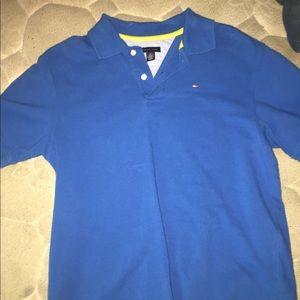 Tommy Hilfiger Polo Shirt Youth Medium